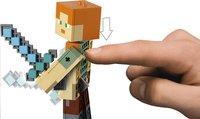 LEGO Minecraft 21149 BigFig Alex met kip-Afbeelding 1