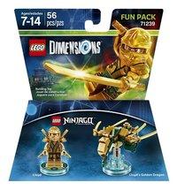 LEGO Dimensions figuur Fun Pack Ninjago 71239 Lloyd