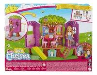 Barbie set de jeu La cabane de Chelsea-Arrière