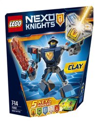LEGO Nexo Knights 70362 Strijdharnas Clay