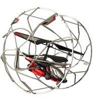 Air Hogs hélicoptère RC Roller Copter gris-Avant