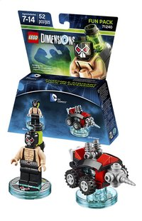 LEGO Dimensions figurine Fun Pack DC Comics 71240 Bane