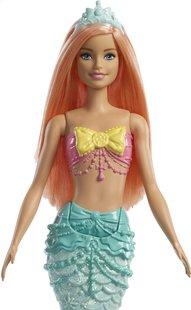 Barbie poupée mannequin  Dreamtopia Sirène avec queue verte-Détail de l'article