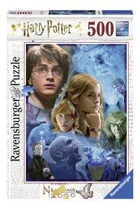 Ravensburger Puzzel Harry Potter Op Zweinstein-Vooraanzicht