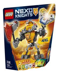 LEGO Nexo Knights 70365 La super armure d'Axl