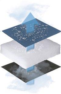 Lafuma Plooistoel Anytime Air Comfort coral blue-Artikeldetail