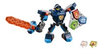 LEGO Nexo Knights 70362 La super armure de Clay-Avant