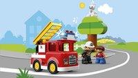 LEGO DUPLO 10901 Brandweertruck-Afbeelding 2