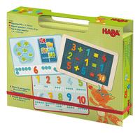 HABA Boîte de jeu magnétique Mes premiers chiffres-Côté droit