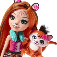 Enchantimals figuur Tanzie Tiger-Artikeldetail