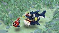 LEGO Creator 3-in-1 31088 Diepzeewezens-Afbeelding 4