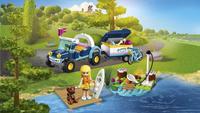 LEGO Friends 41364 Stephanie's buggy en aanhanger-Afbeelding 4