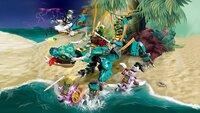 LEGO Ninjago 71746 Le dragon de la jungle-Image 4