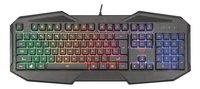 Trust toetsenbord GXT 830-RW Avonn-Vooraanzicht