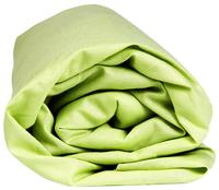 Sleepnight drap-housse lime en coton 160 x 200 cm-Détail de l'article
