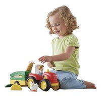 Fisher-Price Little People tractor Tow 'n Pull-Afbeelding 1