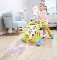 Little Tikes activiteitentafel Chasin' Lights Walker 3-in-1 NL-Image 4