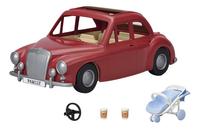 Sylvanian Families 5448 - La voiture rouge-commercieel beeld