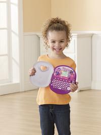 VTech dagboek KidiSecrets Photo roze-Afbeelding 1