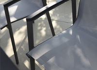 Tuinstoel Bondi grijs/antraciet-Artikeldetail