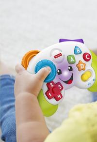 Fisher-Price Rires & Éveil Manette de jeu et d'apprentissage-Image 3