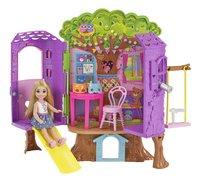 Barbie set de jeu La cabane de Chelsea-Image 1