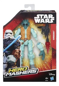 Figuur Star Wars Hero Mashers Greedo
