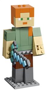 LEGO Minecraft 21149 BigFig Alex met kip-Vooraanzicht