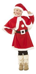 Goodmark verkleedpak Kerstmeisje maat 104/116