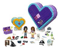 LEGO Friends 41359 Hartvormige dozen vriendschapspakket-Vooraanzicht