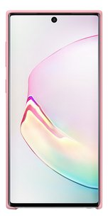 Samsung coque Silicone Cover pour Galaxy Note10 rose-Avant