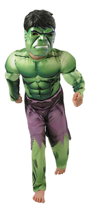 Verkleedpak Avengers Hulk Deluxe-Vooraanzicht
