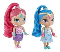 Fisher-Price figurine Shimmer & Shine Sweetie genies-Côté gauche