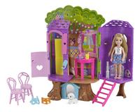 Barbie set de jeu La cabane de Chelsea-Côté droit