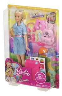 Barbie speelset Op reis-Rechterzijde