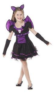 Déguisement de chauve-souris violet taille 128