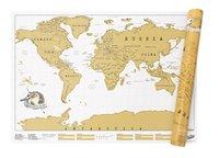 Scratch Map wereldkaart-Artikeldetail