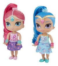 Fisher-Price figurine Shimmer & Shine Sweetie genies-Côté droit