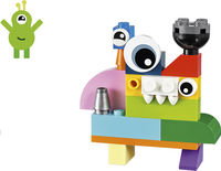LEGO Classic 11003 Stenen en ogen-Afbeelding 1
