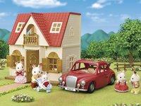 Sylvanian Families 5448 - La voiture rouge-Image 4