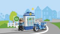 LEGO DUPLO 10900 Politiemotor-Afbeelding 2