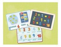 HABA Boîte de jeu magnétique Mes premiers chiffres-Image 1