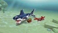 LEGO Creator 3-in-1 31088 Diepzeewezens-Afbeelding 2