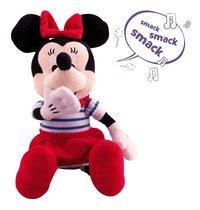 Peluche interactive Minnie Mouse kiss kiss-Avant