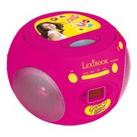 Lexibook radio/lecteur CD portable Disney Soy Luna