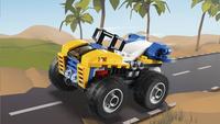 LEGO Creator 3-in-1 31087 Dune Buggy-Afbeelding 3