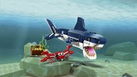 LEGO Creator 3-in-1 31088 Diepzeewezens-Afbeelding 3