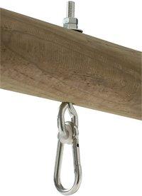 4 schommelhaken Carabina Hook-Afbeelding 1