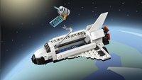LEGO Creator 3-in-1 31091 Spaceshuttle transport-Afbeelding 3
