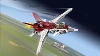 LEGO Creator 3-in-1 31086 Futuristisch vliegtuig-Afbeelding 4